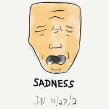 The Graphic Recorder - Doug Neill - Visual Vocabulary - Facial Expression - Sadness
