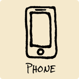 Phone Visual Vocabulary - The Graphic Recorder - Doug Neill