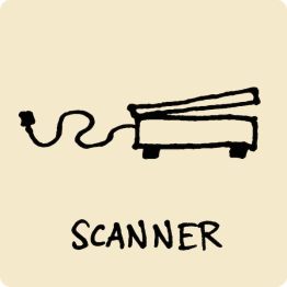 Scanner Visual Vocabulary - The Graphic Recorder - Doug Neill