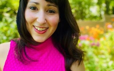 Welcome Ashley Asti: Writer, Advocate, Entrepreneur!