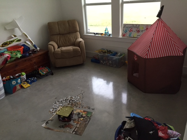 Should my kid have a playroom