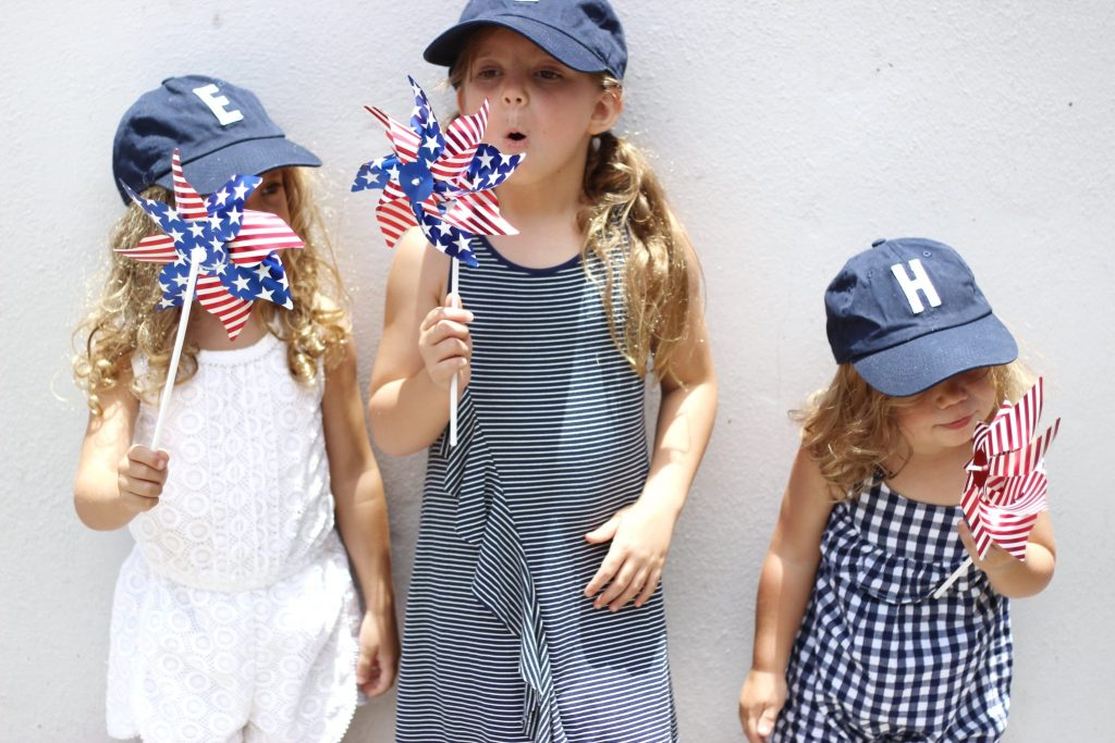 4th of July outfits for little girls