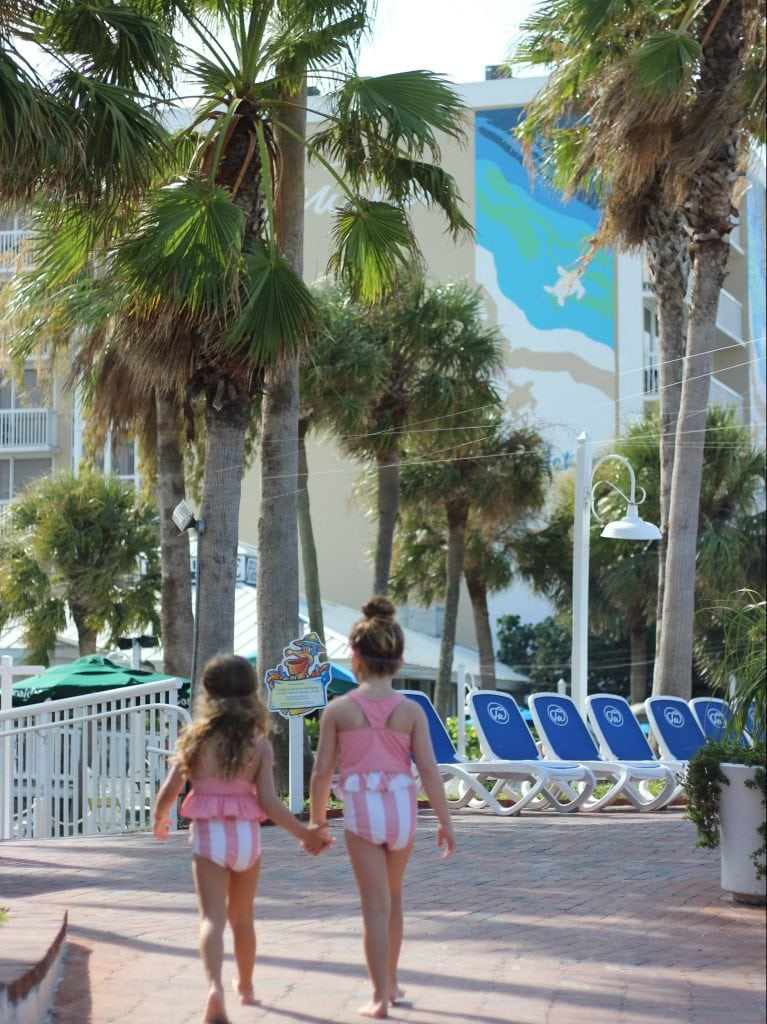 Traveling to St. Petersburg Beach with your family