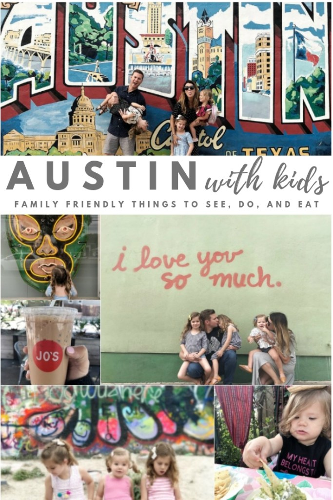visiting Austin with kids