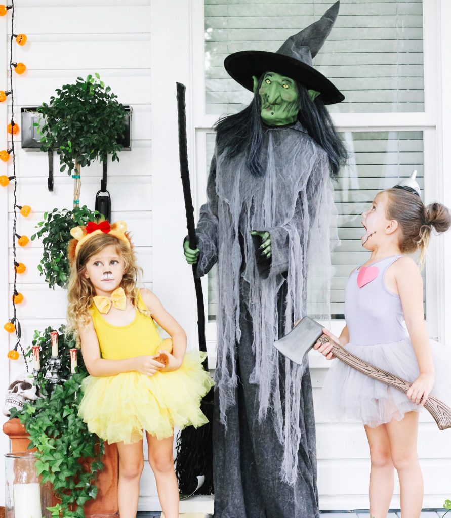wizard of oz costumes for little girls