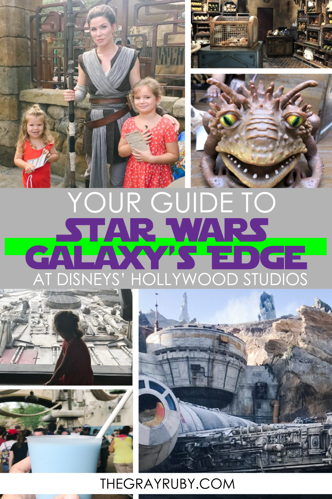 Top Ten Things you must do at Star Wars Galaxy's Edge