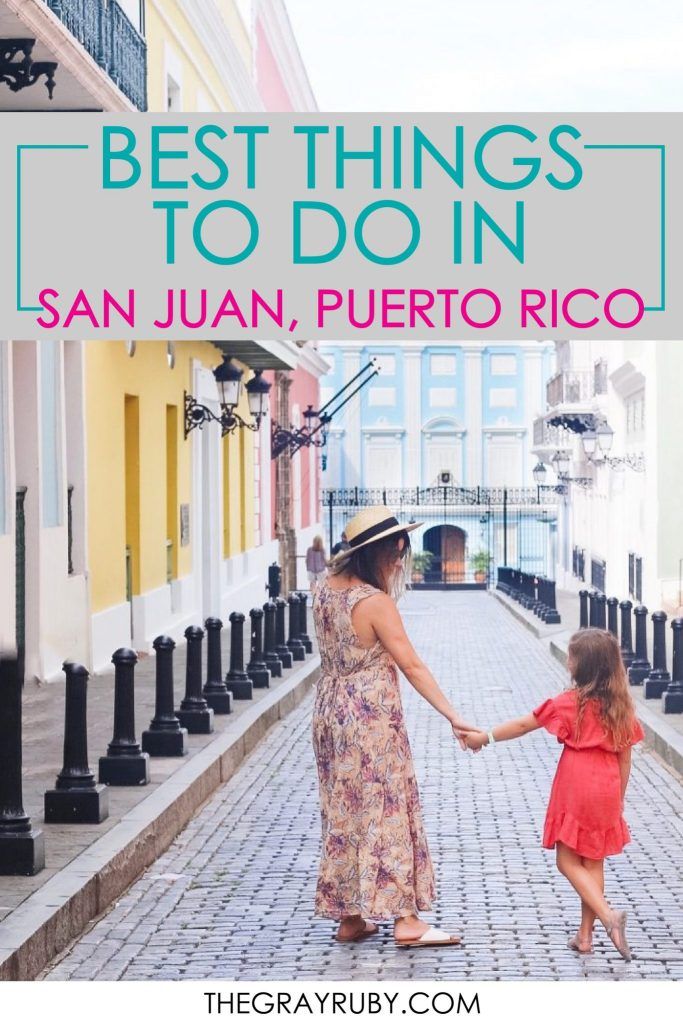 Best Things to do in San Juan with Kids