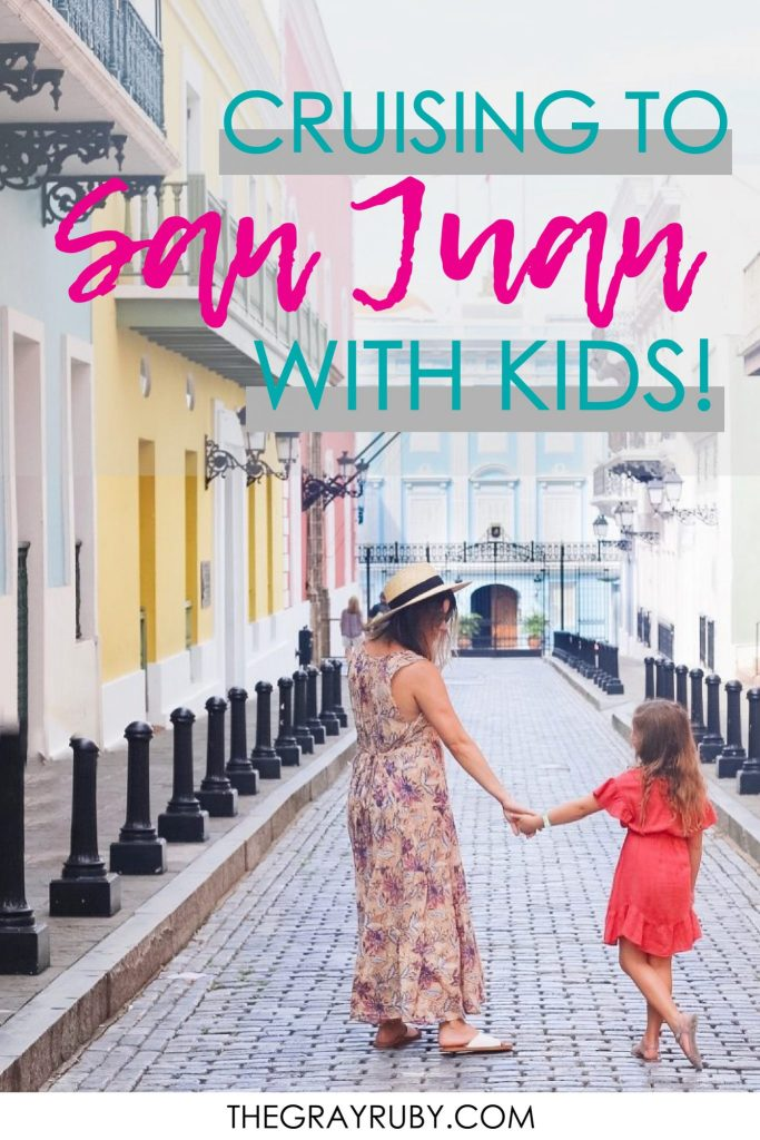 Travel Guide - San Juan with Kids