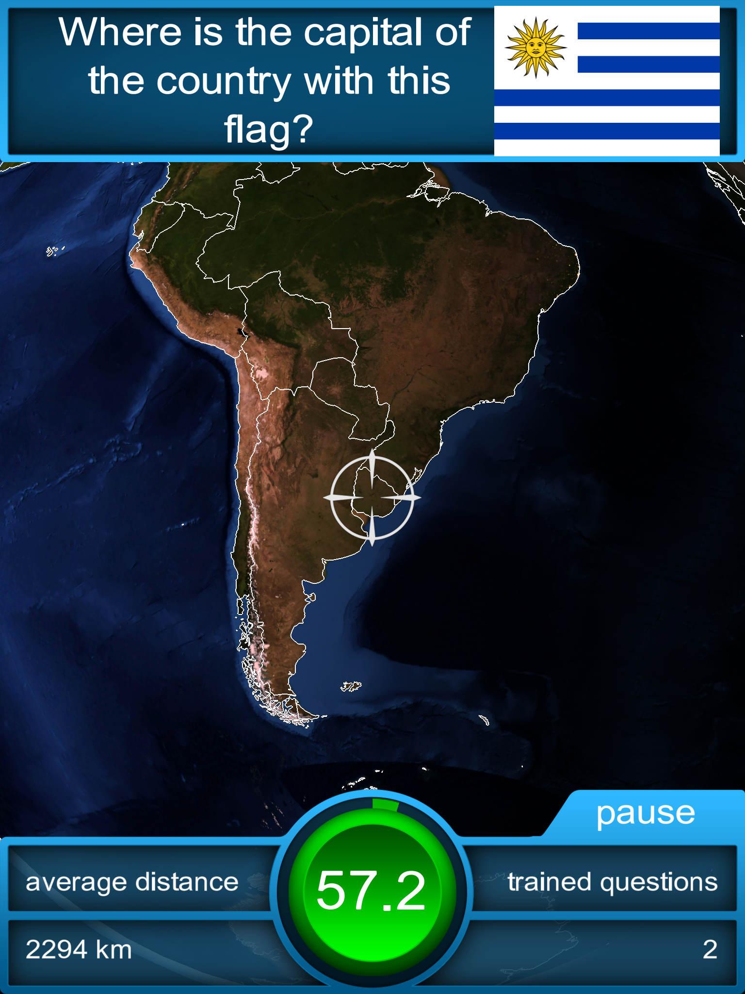Worldquiz Hd The 3d Geography Quiz