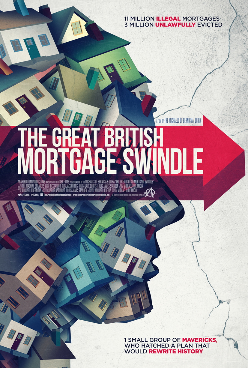 The Great British Mortgage Swindle Logo