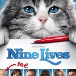 Nine Lives (2016) Kevin Spacey, Christopher Walken and cat, cat movie