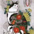 Kazuaki Horitomo Kitamura, Monmon Cats 8