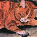 Florianus, Oscar Bluemner's cat, cats and artists