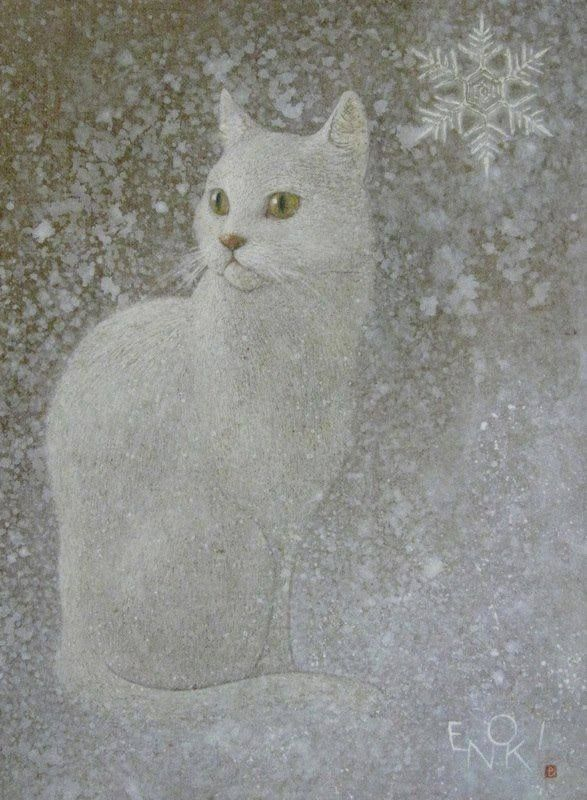 Toshiyuki Enoki, White Cat