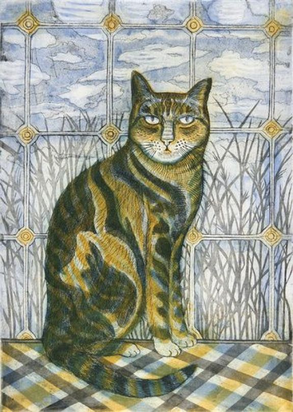 Richard Bawden - Kitty
