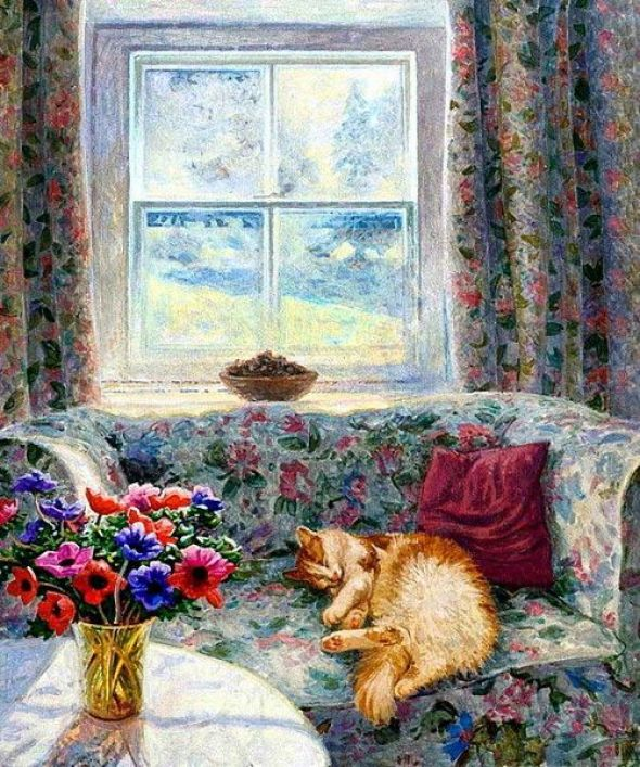 Cat Nap, Stephen Darbishire