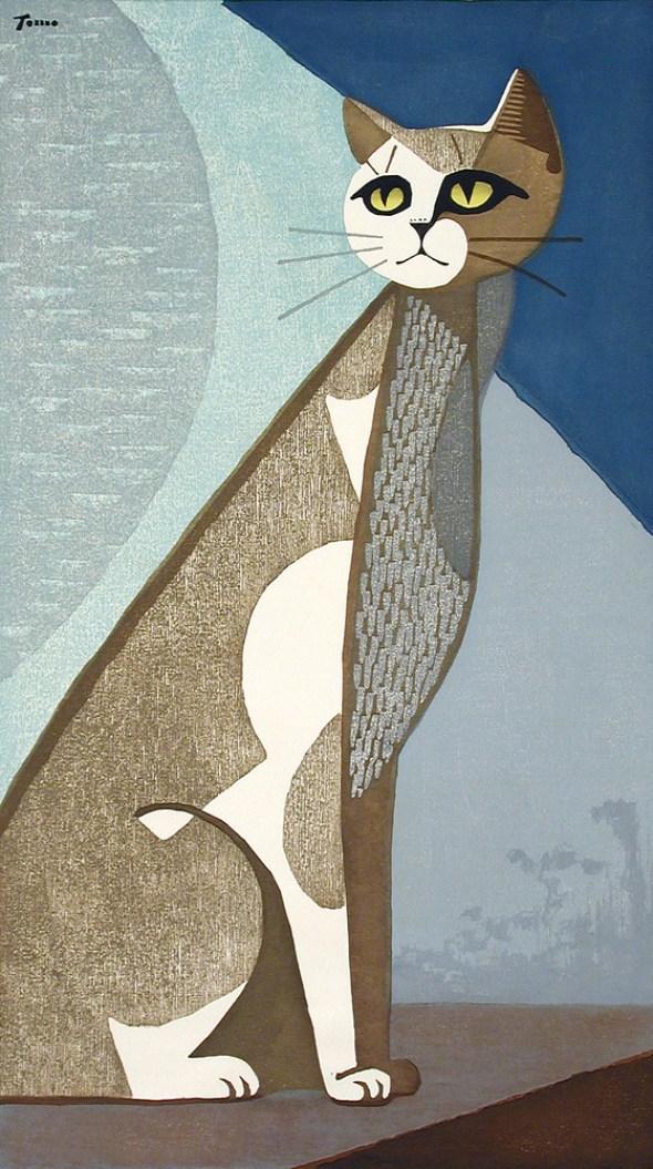 Cat in the Moonlight, Tomoo
