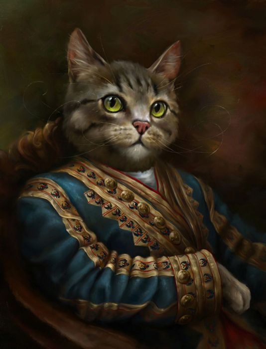 Eldar Zakirov, Royal Cat