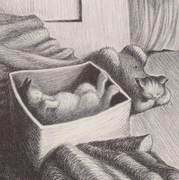 Siesta, 1939 Wanda Gag
