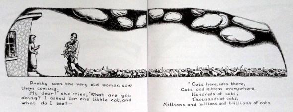 Wanda Gag, Millons of Cats, 3