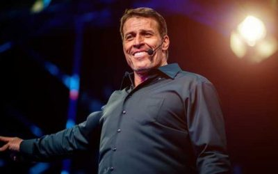 13 Mind Hacks I Learned From Tony Robbins