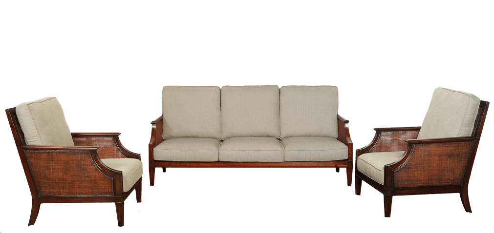 Colonial Living Room Furniture