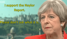 May loves #NaylorReport. EVERYONE must see/share (video) #GE17 #NHS
