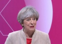 May reported to police for Abbott comment electoral breach #GE17 #BBCQT
