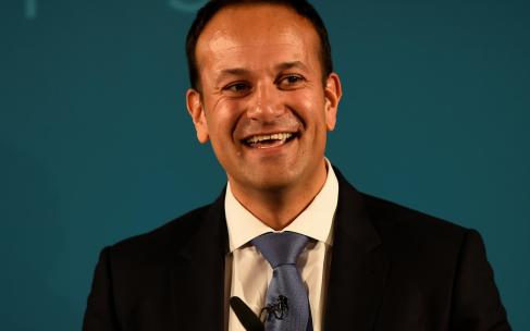 As ToryDUP takes us back to the 19th Century Ireland elects a Gay Prime Minister