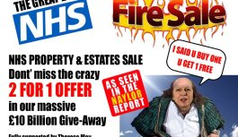 The huge, hidden Tory #NHSBOGOF fire-sale #NaylorReport #GE17 #NHS