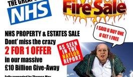 The huge, hidden Tory #NHSBOGOF fire-sale #NaylorReport #GE17 #NHS