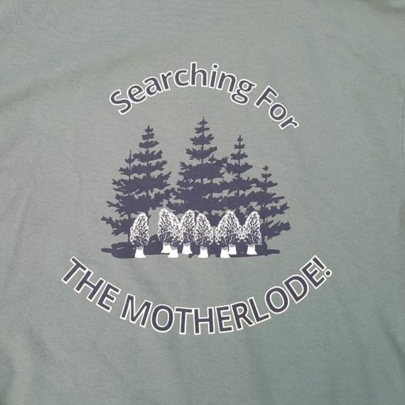 Morel T-Shirt Motherlode Green