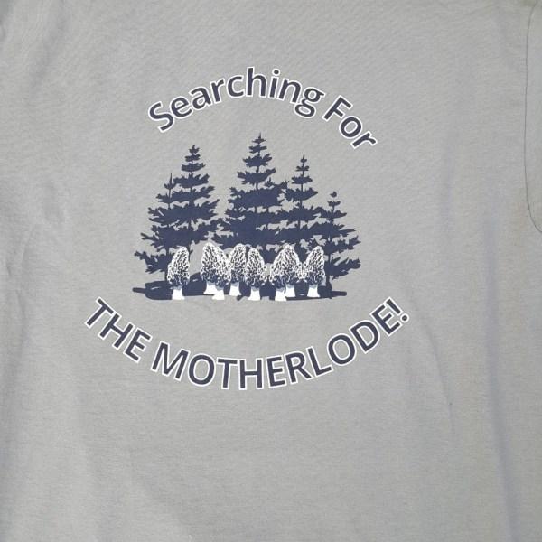Morel T-shirt Motherlode Sand