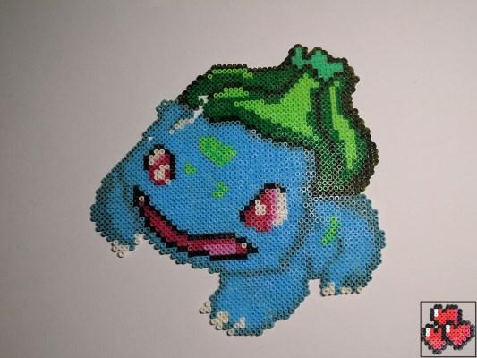 bulbizarre-grand-pixelart-pixelcraft-pixelbeads-perlerbeads-perlerart-hama-hamabeads-hamasprites-artkal-artkalbeads-fusebeads-retro-gaming-sprite-design-tutoriel-pattern
