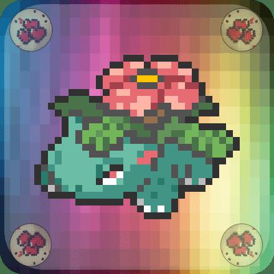 florizarre-vignette-pokemon-pixelart-pixelcraft-pixelbeads-perlerbeads-perlerart-hama-hamabeads-hamasprites-artkal-artkalbeads-fusebeads-retro-gaming-sprite-design-tutoriel-pattern
