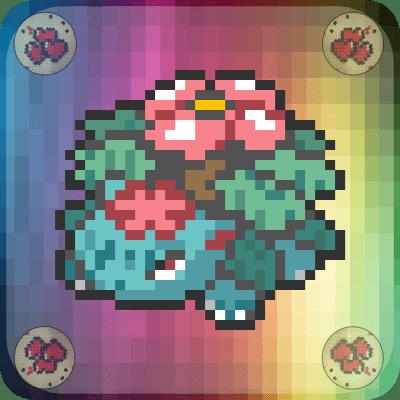 mega-florizarre-vignette-pokemon-pixelart-pixelcraft-pixelbeads-perlerbeads-perlerart-hama-hamabeads-hamasprites-artkal-artkalbeads-fusebeads-retro-gaming-sprite-design-tutoriel-pattern