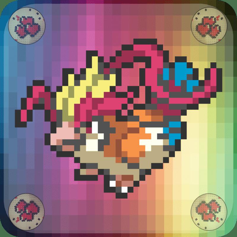 mega-roucarnage-vignette-pokemon-pixelart-pixelcraft-pixelbeads-perlerbeads-perlerart-hama-hamabeads-hamasprites-artkal-artkalbeads-fusebeads-retro-gaming-sprite-design-tutoriel-pattern
