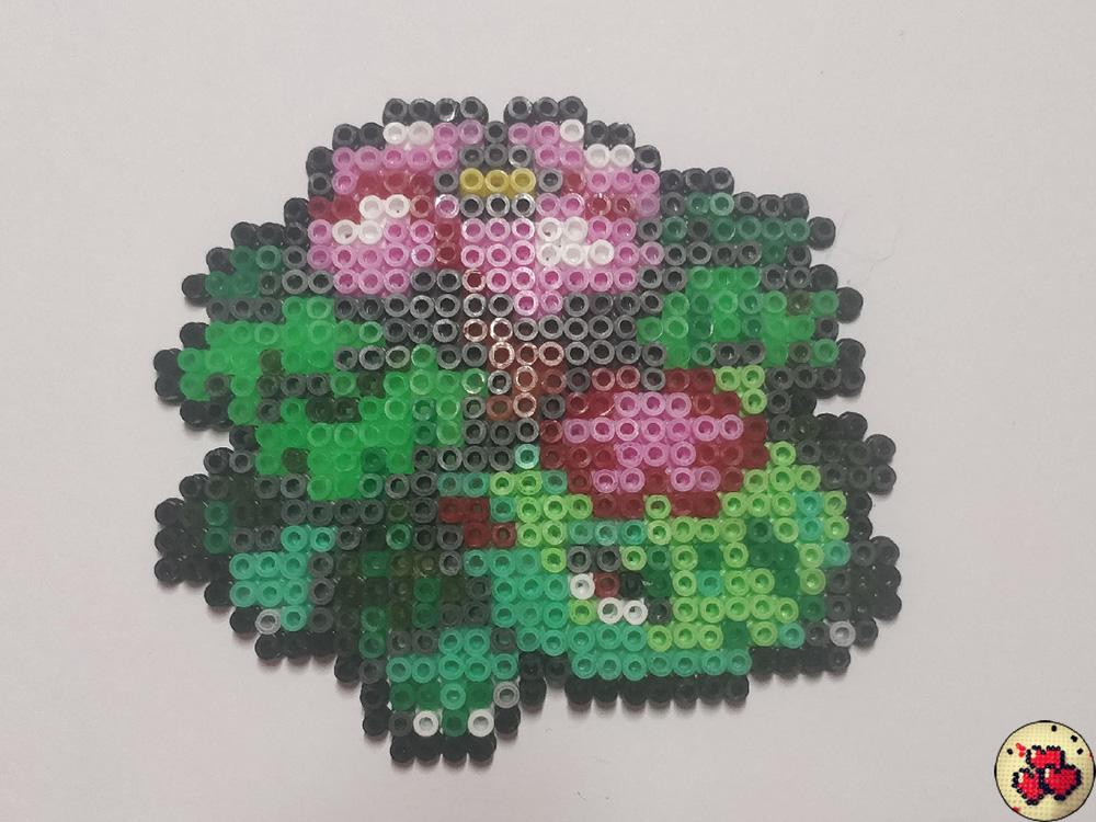 Mega-florizarre-galerie-pokemon-pixel-card-pixelart-pixelcraft-pixelbeads-perlerbeads-perlerart-hama-hamabeads-hamasprites-artkal-artkalbeads-fusebeads-retro-gaming-sprite-design-tutoriel