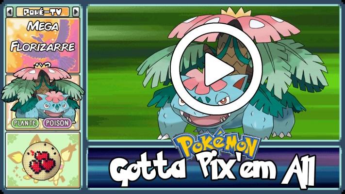 Mega-florizarre-video-pokemon-pixel-card-pixelart-pixelcraft-pixelbeads-perlerbeads-perlerart-hama-hamabeads-hamasprites-artkal-artkalbeads-fusebeads-retro-gaming-sprite-design-tutoriel