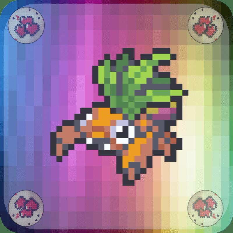 parastherbe-pokefusion-vignette-pokemon-pixel-card-pixelart-pixelcraft-pixelbeads-perlerbeads-perlerart-hama-hamabeads-hamasprites-artkal-artkalbeads-fusebeads-retro-gaming-sprite-design-tutoriel-modele