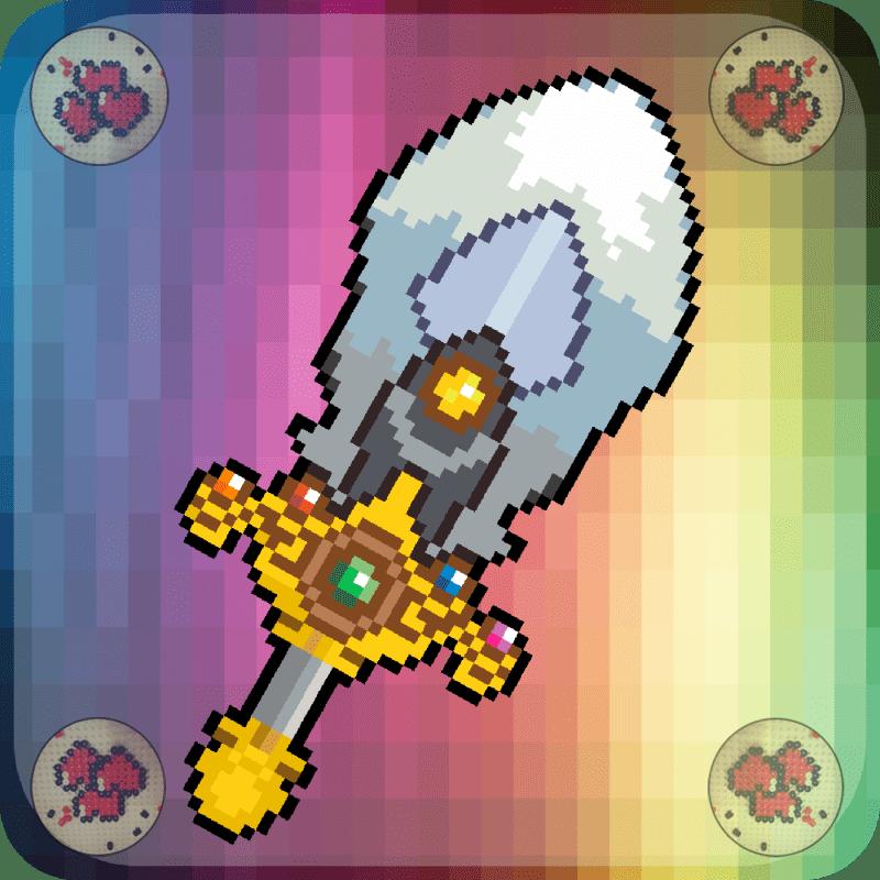 vignette-epee-infinity-sword-avengers-pixel-card-pixelart-pixelcraft-pixelbeads-perlerbeads-perlerart-hama-hamabeads-hamasprites-artkal-artkalbeads-fusebeads-retro-gaming-sprite-design-tutoriel
