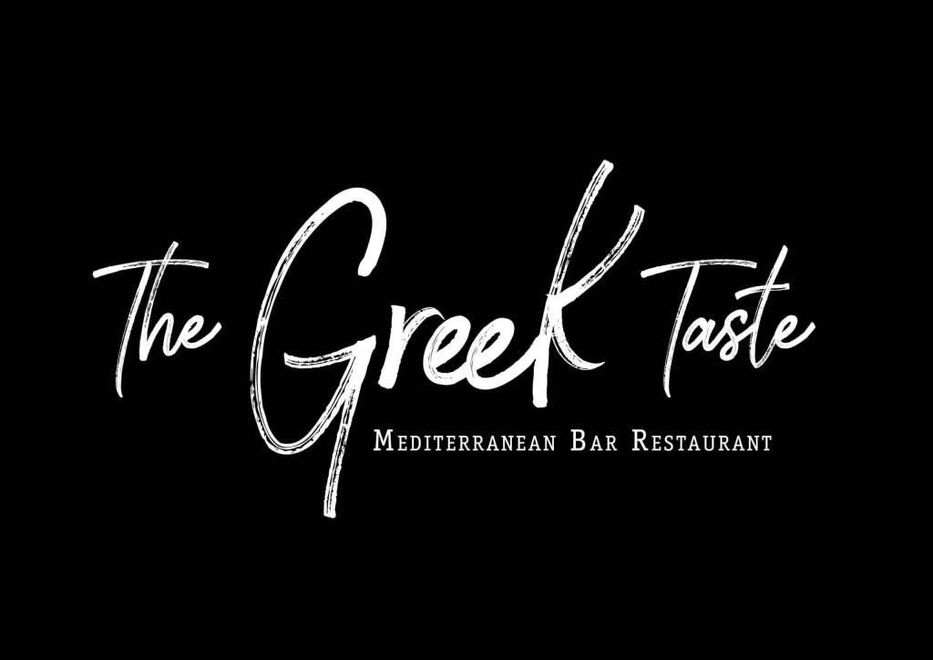 The Greek Taste Final Logo
