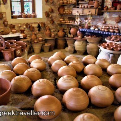 Μαργαρίτες, Ρέθυμνο, Ψηλορείτης, Κρήτη, Ελεύθερνα, Θραψανό, Πιθαρουλιανά, παραδοσιακή κεραμική