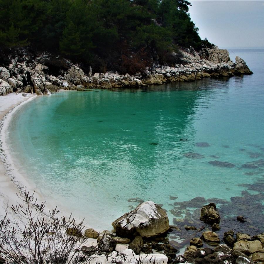 Θάσος, Μακεδονία, Βόρειο Αιγαίο, Ιόνιο, παραλίες