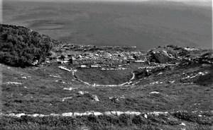 Αρχαία Θήρα, Σαντορίνη, Κυκλάδες, Αιγαίο