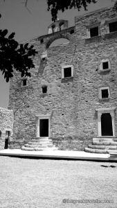 «Νάξος, Πύργος Μπαζαίου, Σαγκρί, Αγιάσος, Κυκλάδες»