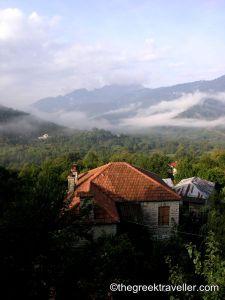 Κλαυσί, Καρπενήσι, Ευρυτανία, Προυσός, Ποταμιά, Στερεά Ελλάδα
