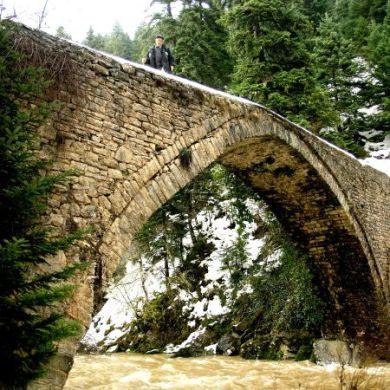 Νεραϊδοχώρι, Ασπροπόταμος, Τρίκαλα, Περτούλι, Ελάτη