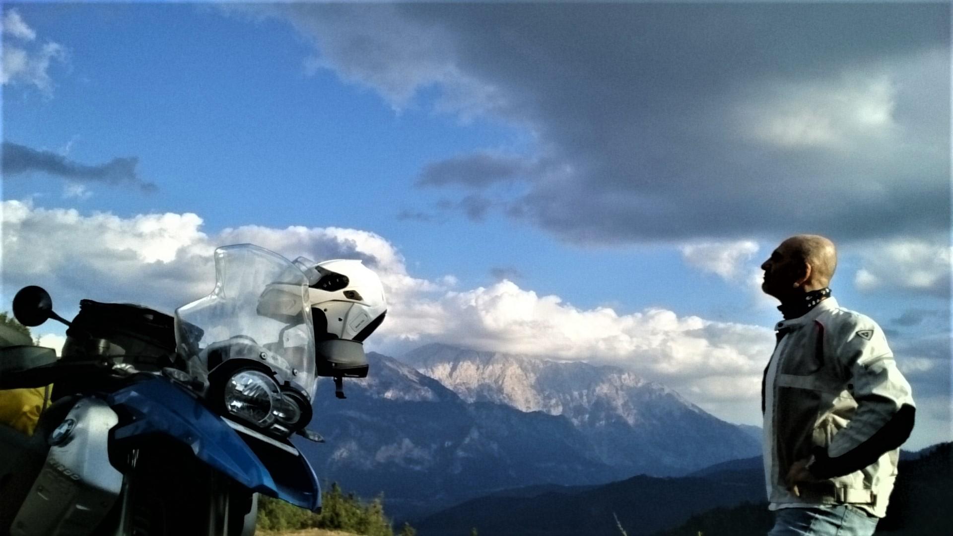 Ελληνικά βουνά, ταξίδι με μοτοσικλέτα, Κίσσαβος, Όλυμπος, Κράβαρα, Ορεινή Ναυπακτία, Βαρδούσια, Γκιώνα, Μαίναλο, Πίνδος, Ροδόπη, Παρνασσός, Παναχαίκό, Πάρνωνας