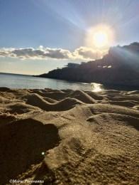 Learn Greek words: Greek beach